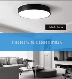 Lights & Lightings